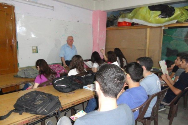 Alepo Proyecto SIT 2015
