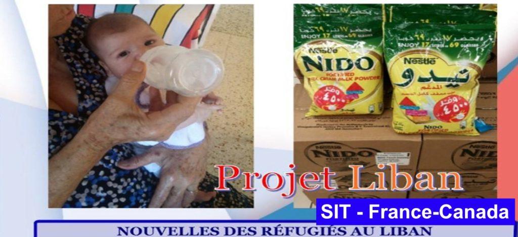 Lettre d´information septembre-2016 SIT Canada-France
