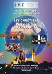 Conférence Paris 2017