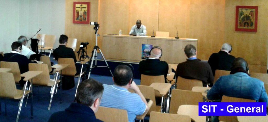 Encuentro General de Solidaridad Internacional Trinitaria