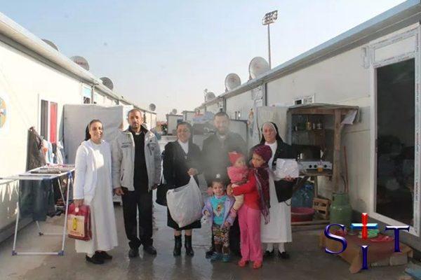 Centre des refugiee Enkawa