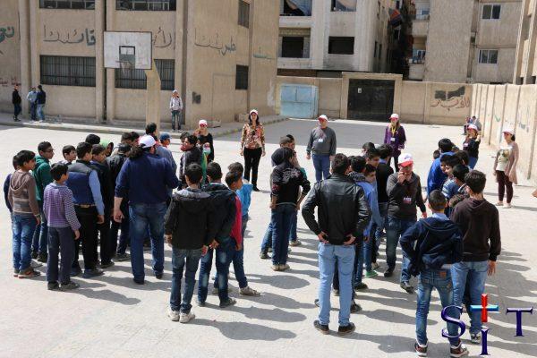 Colegio Alepo – Solidaridad Internacional Trinitaria