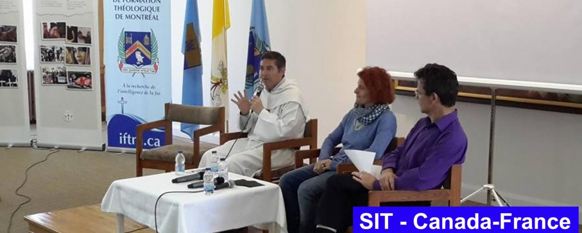 Conferencia Montreal 2016 Solidaridad Internacional Trinitaria - SIT 01