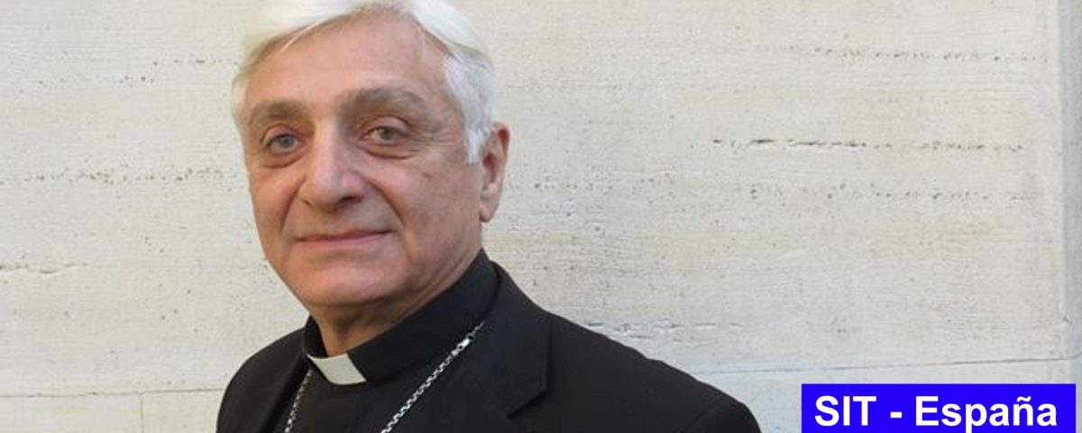 Obispo Sirio de Alepo - SIT - Spain