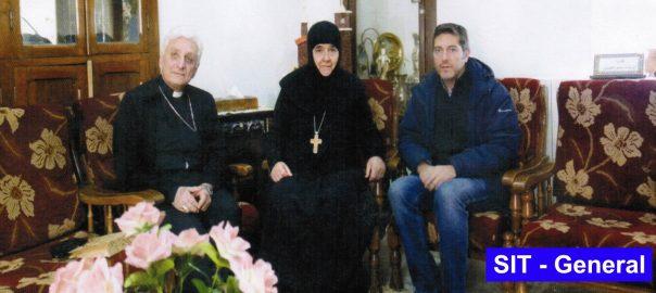 Viaje a Siria Solidaridad Internacional Trinitaria - SIT