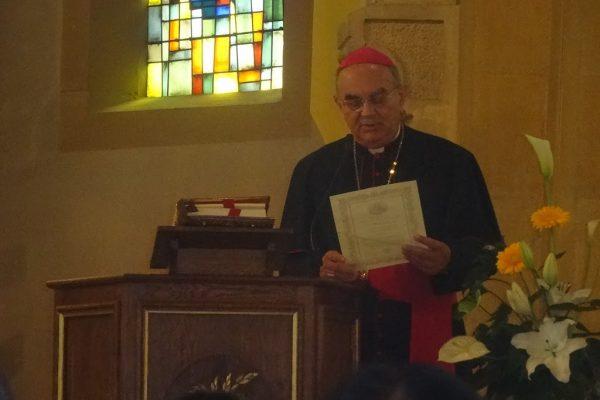 Jubilé d'Ordenation de P. Aldo Berardi 04