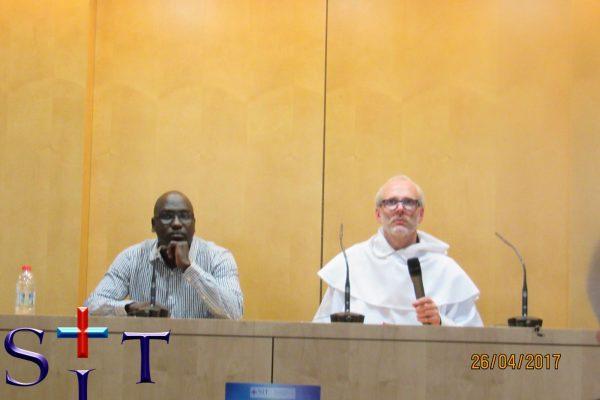 Encuentro General de Solidaridad Internacional Trinitaria-21
