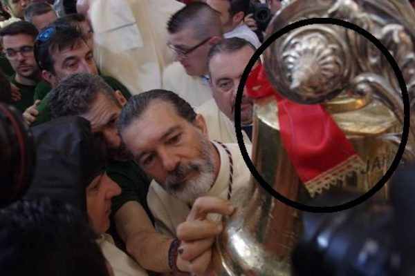 Lazo y Antonio Banderas 1