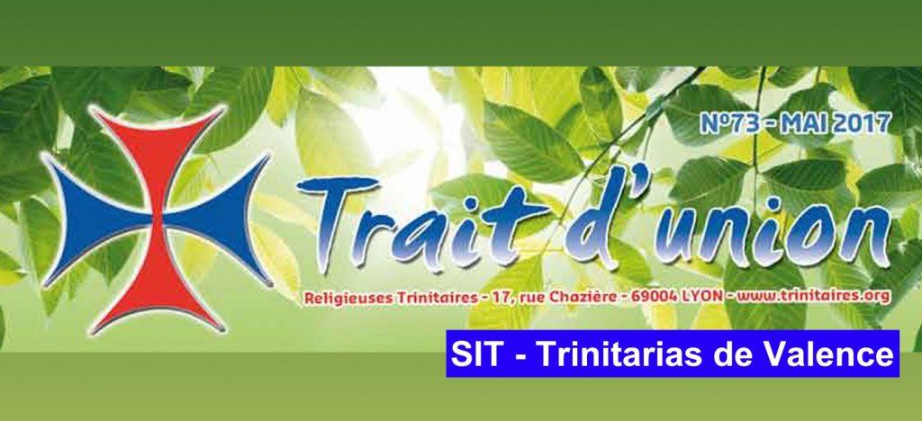 Trinitarias de Valence – Famille Trinitaire Colloque S.I.T.