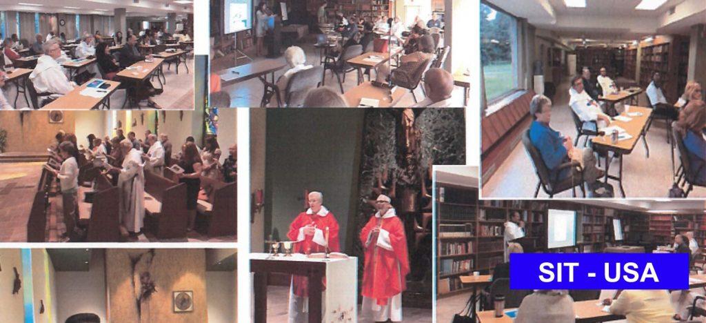 """Conférence SIT-USA: """"La persécution des chretiens une réponse de miséricorde et de rédemption"""""""