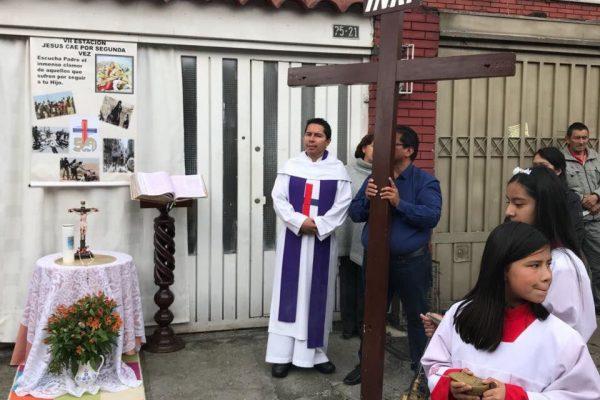 Via Crucis Colombia 06