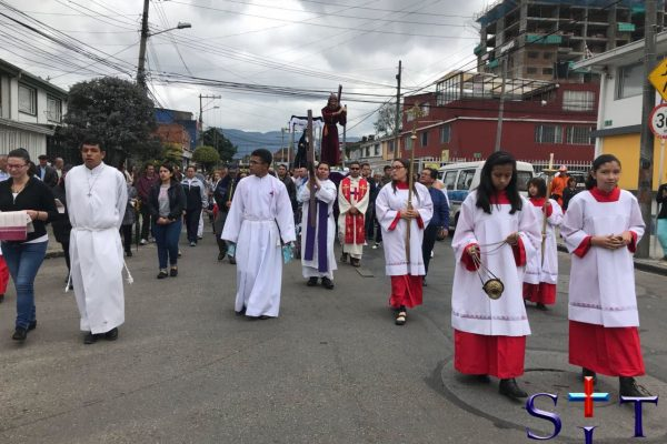 Via Crucis Colombia 09