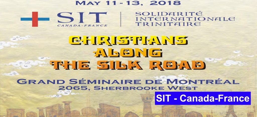 (Español) Grand Séminaire de Montréal: Christians Along The Silk Road