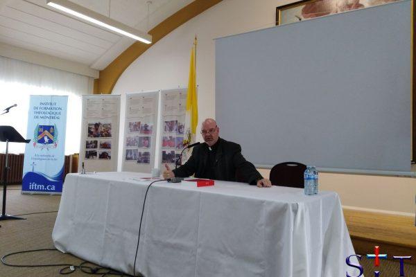 Congres Solidarite internationale trinitaire sur la persécution religieuse Canada 2018 10