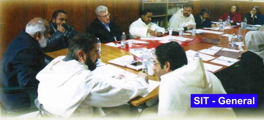 SOLIDARIDAD INTERNACIONAL TRINITARIA fija en Nápoles sus próximos objetivos