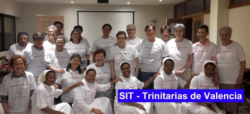 Capitulo General de las Religiosas Trinitarias de Valencia