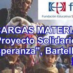 """DESCARGAR MATERIALES Proyecto Solidario """"La Esperanza"""", Bartella, Irak"""