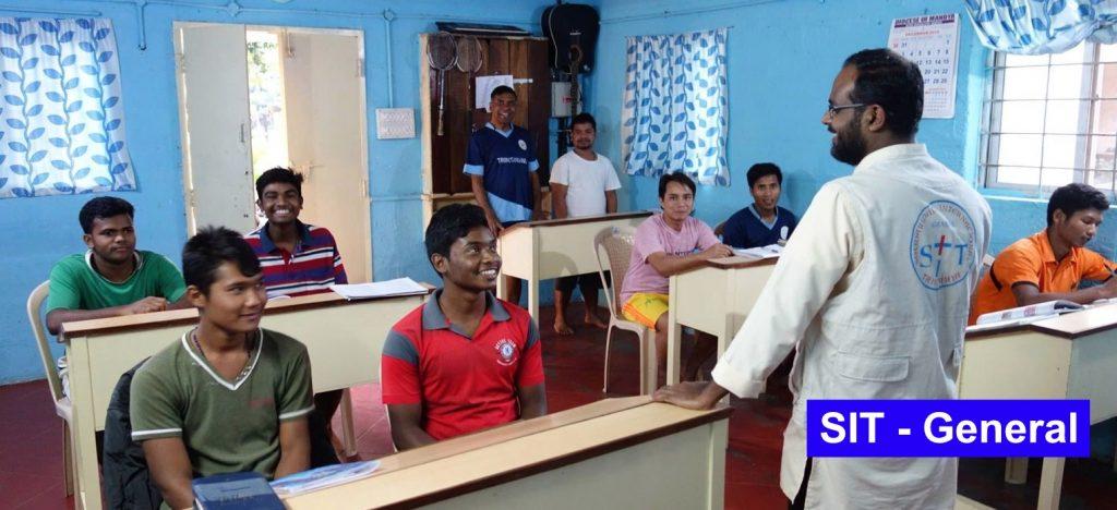 Proyecto de Solidaridad Internacional Trinitaria en India.