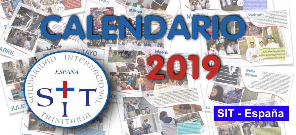 Calendario 2019 SIT-España