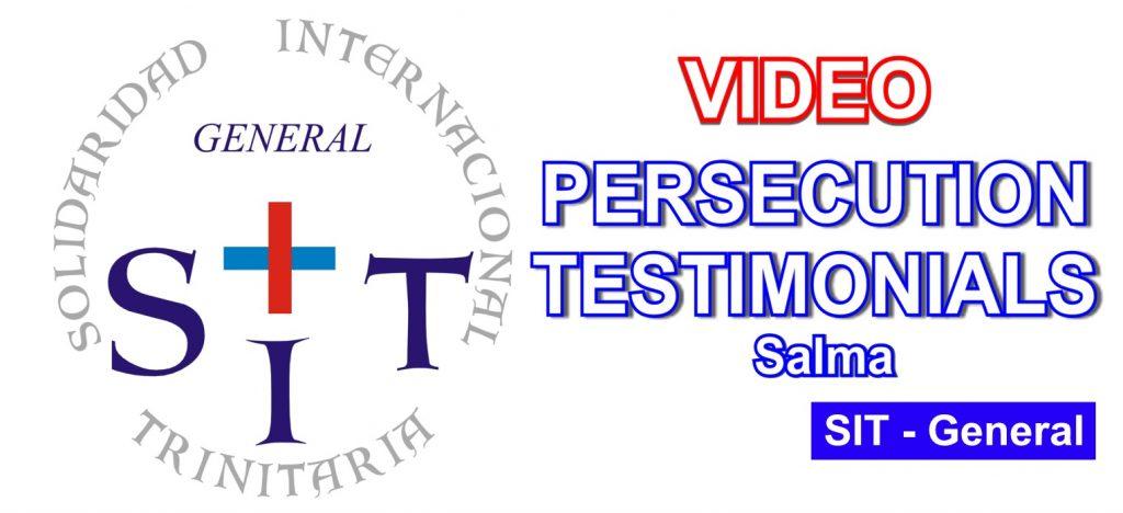 VIDEO: PERSECUTION TESTIMONIALS – Salma