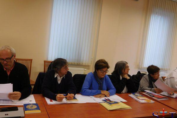 2 giorno del incontro direttivo di SIT in Cracovia. 06