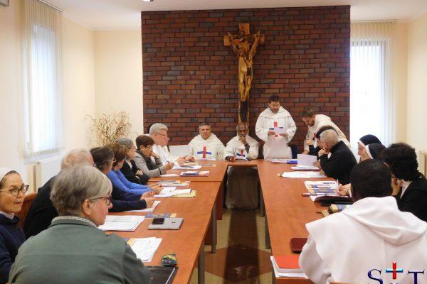 2 giorno del incontro direttivo di SIT in Cracovia. 09