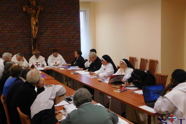 2 giorno del incontro direttivo di SIT in Cracovia. 12