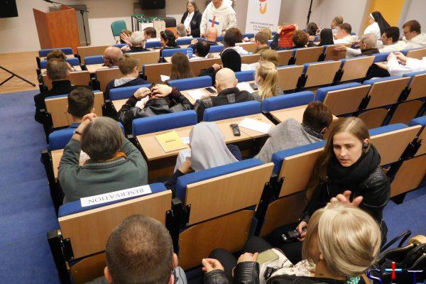 2 giorno del incontro direttivo di SIT in Cracovia. 18