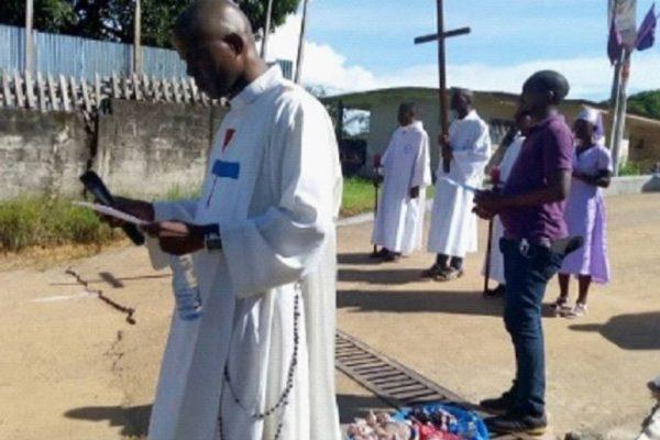 Rapport de la premiere edition de la journee de priere pour les chretiens persecutes 07