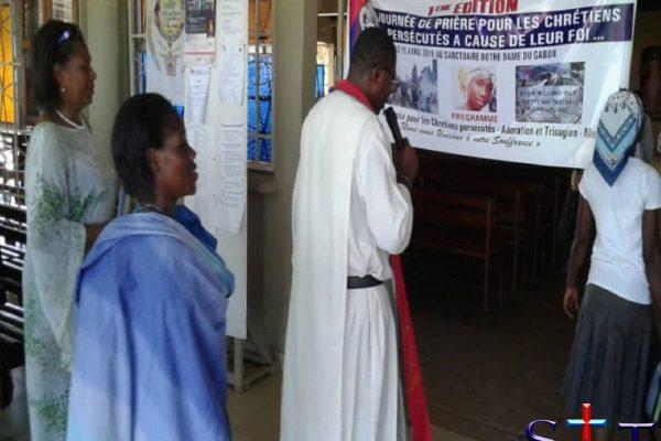 Rapport de la premiere edition de la journee de priere pour les chretiens persecutes 19