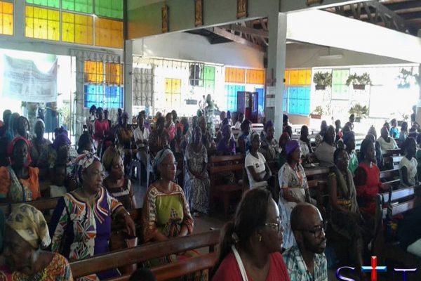 Rapport de la premiere edition de la journee de priere pour les chretiens persecutes 22