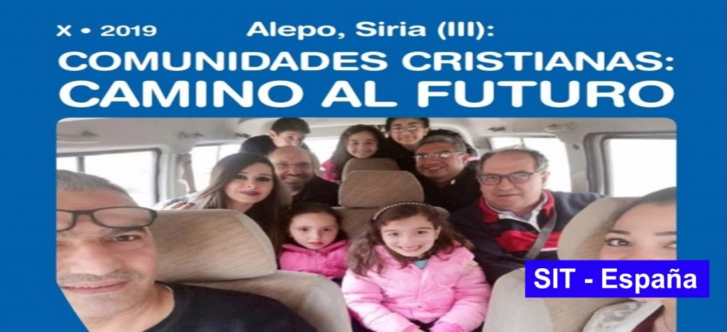 Intención Octubre 2019 – S.I.T. España.