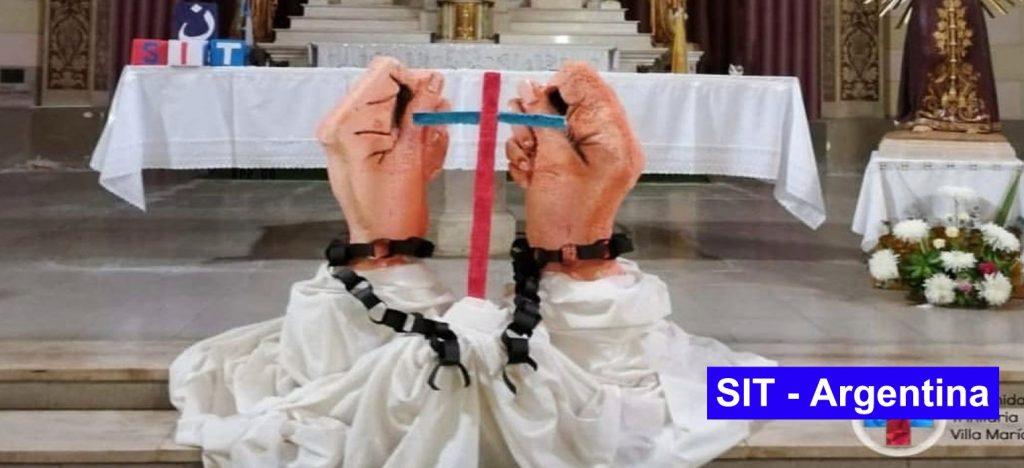 Reflexión: Cristianos Perseguidos. Comunidad Trinitaria Villa María.