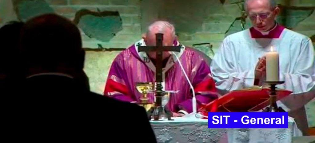 """Il Papa: """"In alcuni Paesi essere cristiani è un crimine, anche oggi tante persecuzioni""""."""