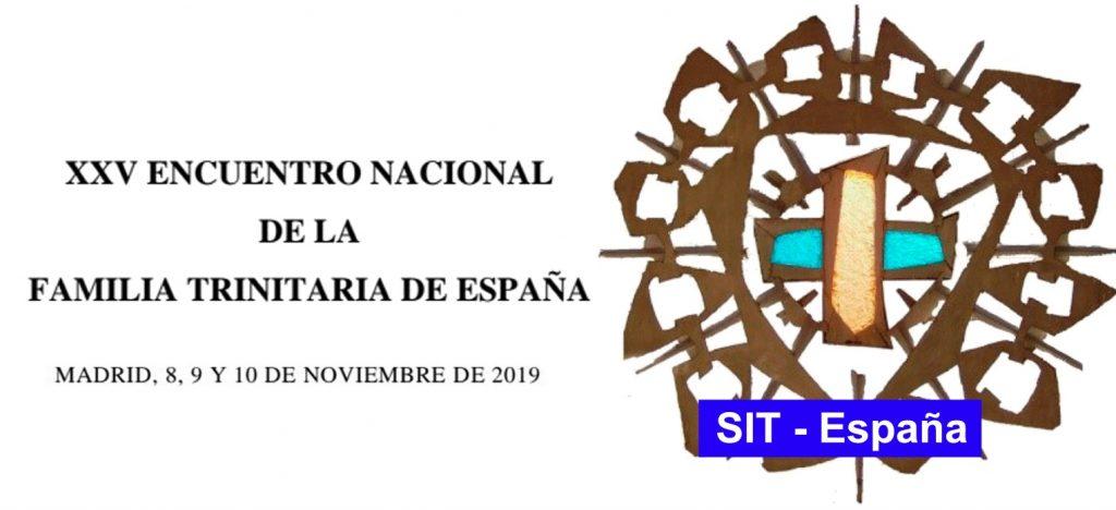 SIT – España en el XXV Encuentro Nacional de la Familia Trinitaria en España.