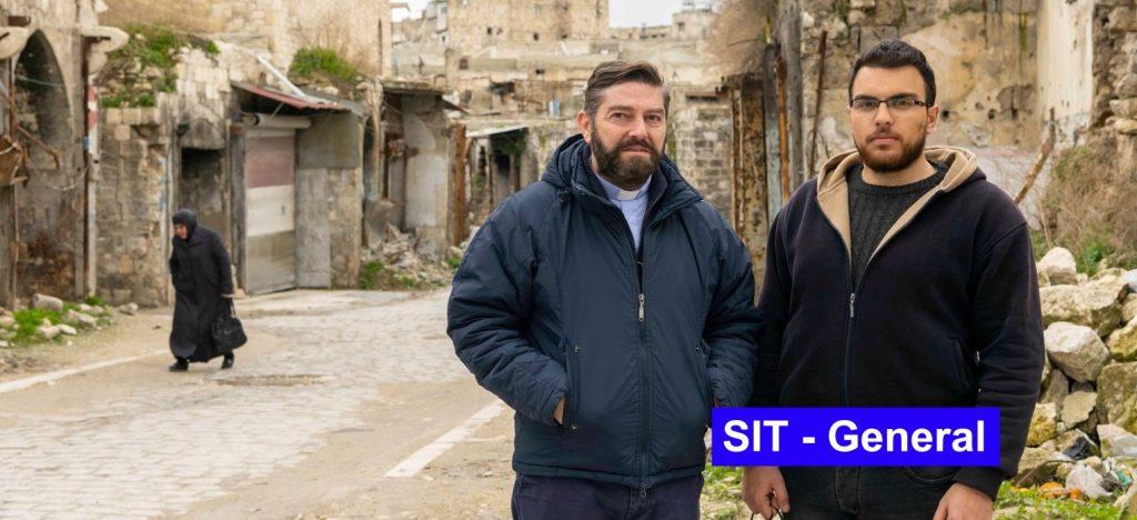 Visita a Siria por el aumento de la violencia.