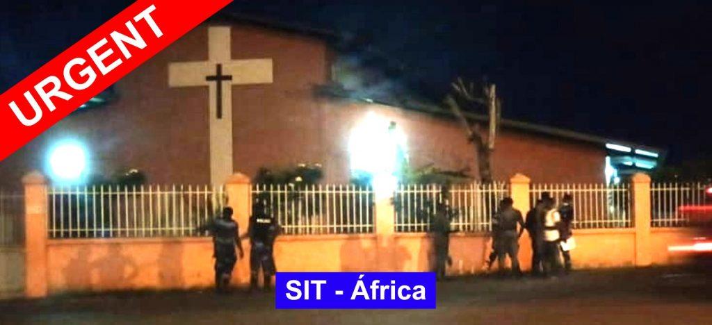 URGENT: C'est la note officielle de l'archevêque de Libreville, Gabon.