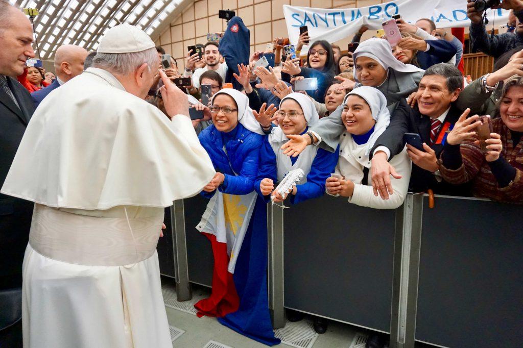 El Papa recuerda a los cristianos perseguidos de todo el mundo