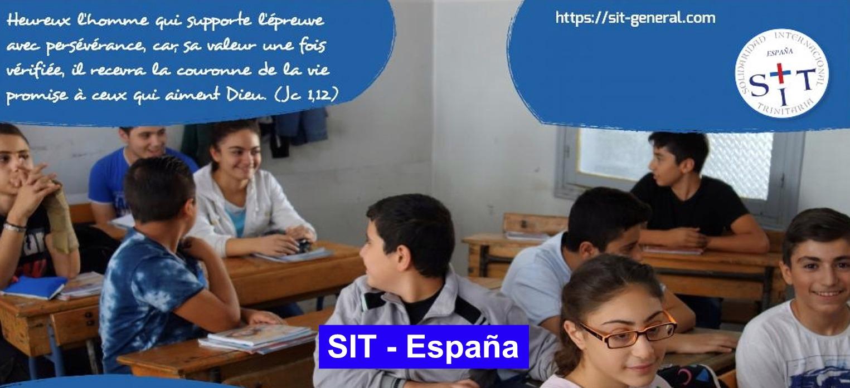 Prière SIT-Espagne – Février 2021