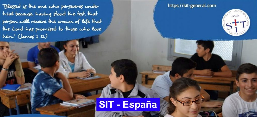 Prayer SIT-Spain – February 2021