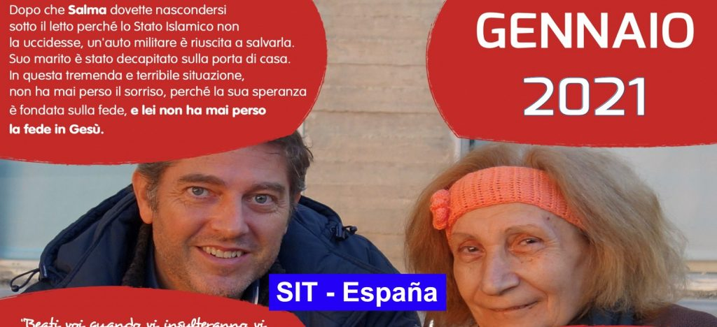 Oración SIT-España – Enero 2021