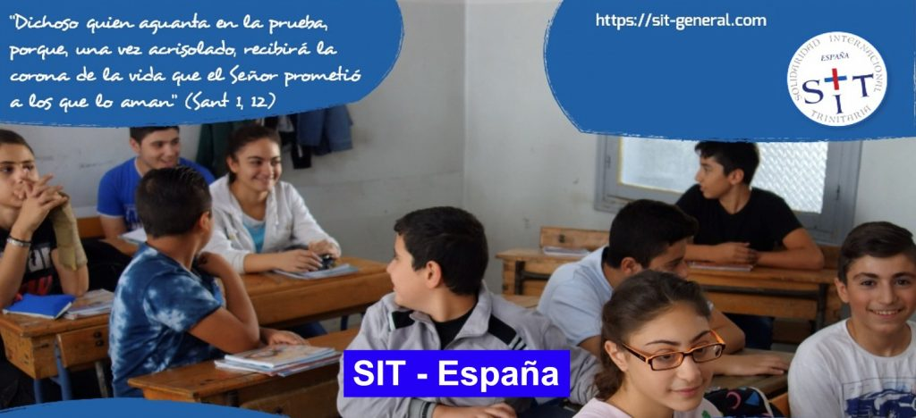 Oración SIT-España – Febrero 2021