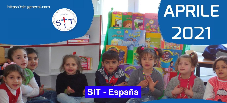 Preghiera SIT-Spagna – Aprile 2021