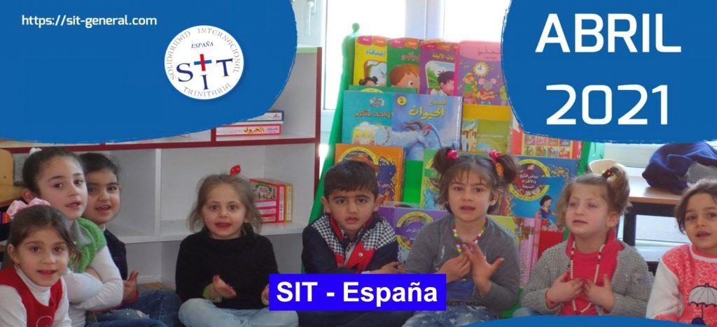 Oración SIT-España – Abril 2021