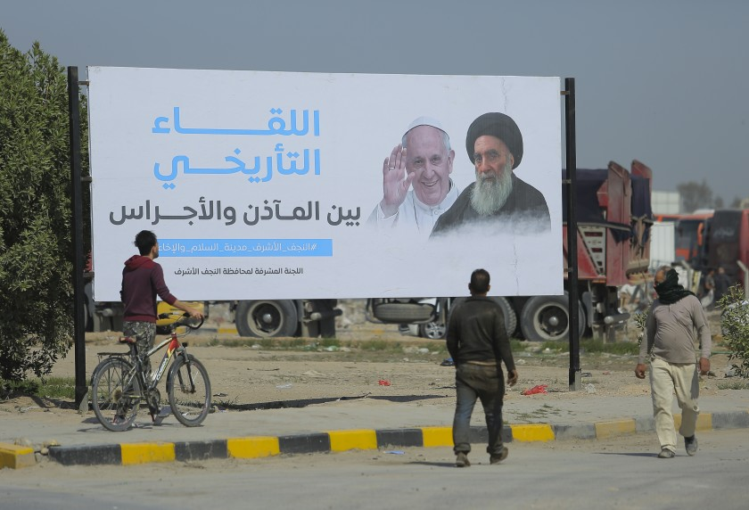 Why is Pope Francis' trip to Iraq so important?