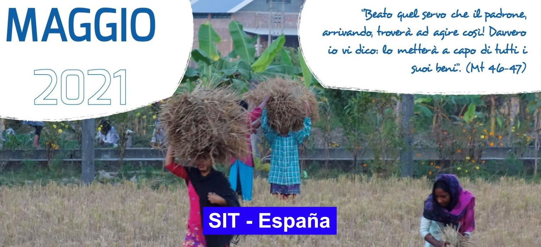 Preghiera SIT-Spagna – Maggio 2021