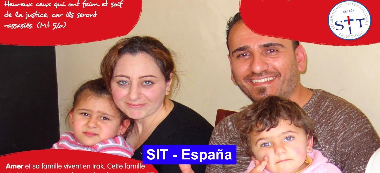 Prière SIT-Espagne – Juin 2021
