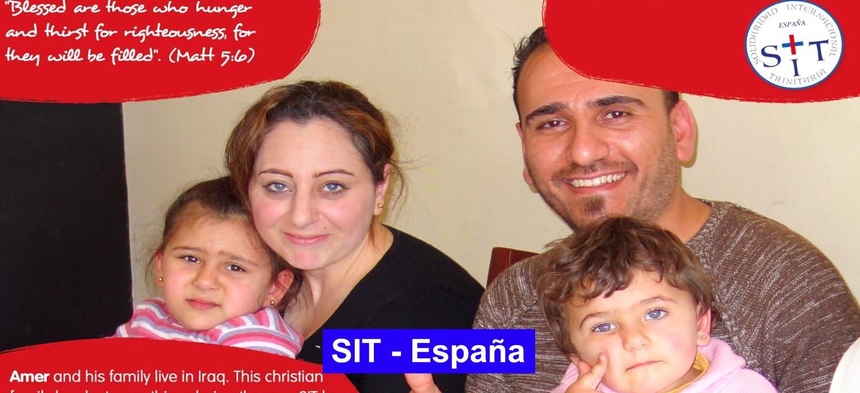 Prayer SIT-Spain – June 2021