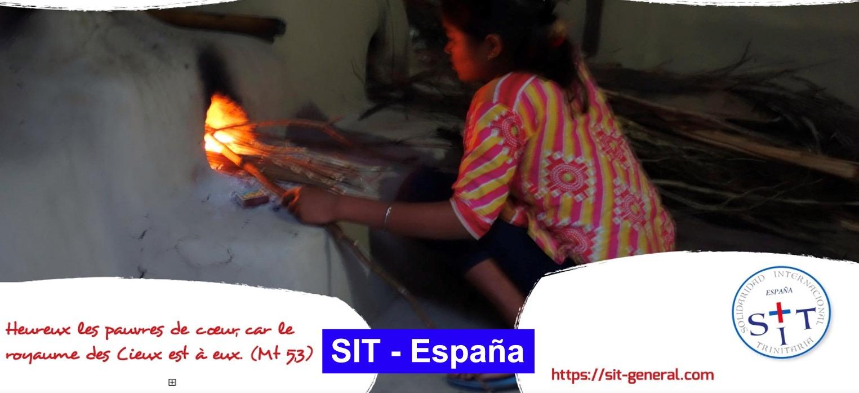 Prière SIT-Espagne – Juillete 2021