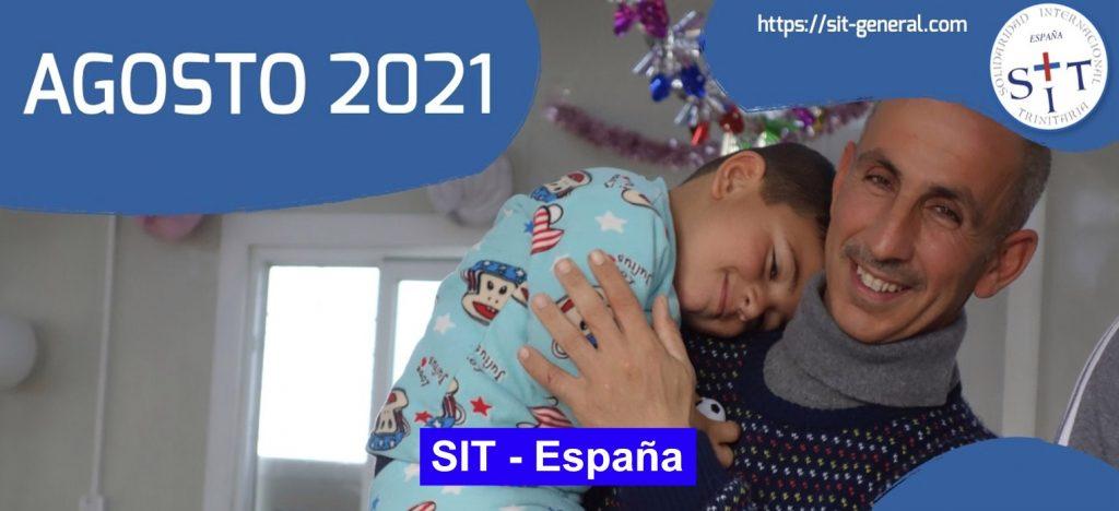Oración SIT-España – Agosto 2021
